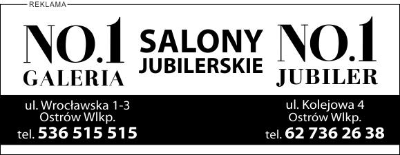 Jubiler z Ostrowa Wlkp.