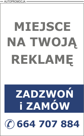 Informacja na temat reklamy w gazecie iPleszew.pl
